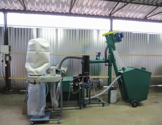 MGL 200 linka na výrobu pelet